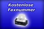 Kostenlose-Faxnummer