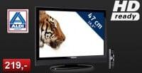 MEDION P12013 (MD 20115) LCD-TV-/ DVD-Kombination für 219 Euro