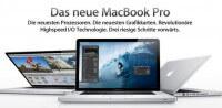 Neues Macbook Pro 2011 mit Thunderbolt, neuer Grafikkarte und CPU