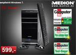 Medion MD 8858 – MEDION P7340 D PC bei Aldi für 599 Euro