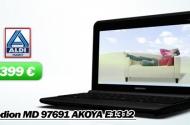 Aldi: Medion MD 97691 AKOYA E1312 Notebook für 399 Euro