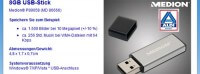 Aldi: 8 GB USB-Stick - Medion P89058 (MD 86666)