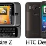 HTC Desire HD bestellen – Vorbestellung vom HTC Desire Z
