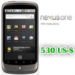 Google Nexus One Handy mit Android 2.1 erhältlich