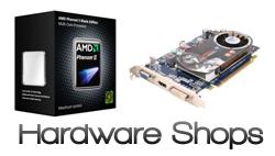 Online Computer Hardware Shops