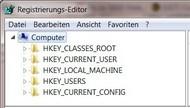 Windows Registry optimieren – Tools und Tipps