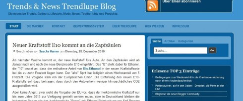 Blog-Vorstellung: Trends & News im Trendplupe Blog