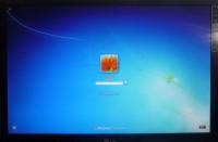 Windows-7-Anmeldebildschirm