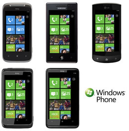 Windows 7 Smartphones – HTC Windows 7