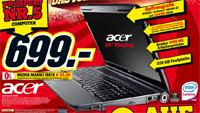 Media Markt: Acer Aspire 6930G-644G32MN Notebook für 699 EUR – Test und Meinungen