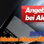 Medion Akoya MD 96850 Notebook bei Aldi – Testbericht
