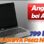 """""""MEDION AKOYA P6612""""-Notebook bei Aldi für 799 € - Testbericht"""