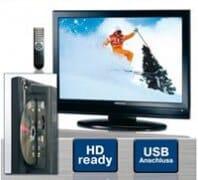 """Aldi: MEDION LCD-TV 19"""" mit DVD und DVB-T für 229 EUR ab 18.12"""