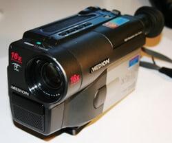 Analoge Videokamera am PC anschließen und Video digitalisieren