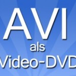 AVI als Video-DVD brennen