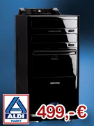 Aldi: Medion Akoya E3300 D Multimedia PC für 499 EUR – Test und Meinungen