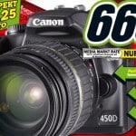 Canon 450D bei Media Markt für 666 EUR