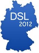 DSL-Ausbau in Deutschland: So schnell ist DSL 2012