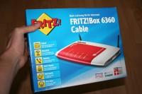 Testbericht: Fritzbox 6360 Cable am Kabel Deutschland Internetanschluss