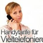 Prepaid- oder Vertragstarif für Vieltelefonierer – welcher Handytarif lohnt sich?
