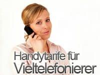 Prepaid- oder Vertragstarif für Vieltelefonierer - welcher Handytarif lohnt sich?