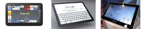 iPad Alternativen – Wer wird es mit dem Apple iPad aufnehmen?