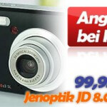 Jenoptik JD 8.0z3 SL Digitalkamera bei Plus im Angebot
