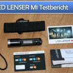 LED LENSER M1 Taschenlampe