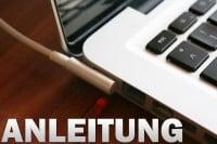 Macbook Pro kalibrieren - Anleitung