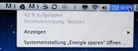 Macbook Pro Stromversorgung
