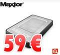 MyBy: 320 GB externe Festplatte 2,5″ für nur 59 EUR: Maxtor ONE TOUCH MINI 4
