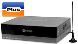Plus: Mediadisk ZX Multimedia-Festplatte mit 500 GB und DVB-T für 249,95 EUR