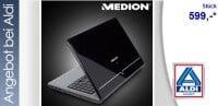 MEDION MD 97760 P6620 Notebook bei Aldi mit Testbericht