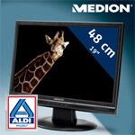 Medion P53006 (MD 20095) LCD-Monitor bei Aldi für 99,99 EUR