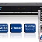 Aldi: MEDION LIFE Design-Festplatten-Satelliten-Receiver 160 GB ab 23.03 für 149 EUR