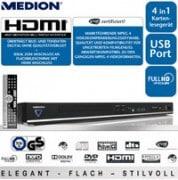Aldi: Medion Slimline Design DVD-Player
