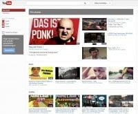 Neues Youtube-Design aktivieren (Google+ Design)