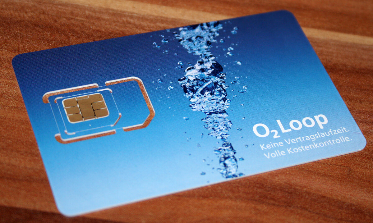 Kostenlose Sim Karte O2.O2 Loop Freikarte Im Test Gratis Bestellen Und Lossurfen