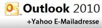 Anleitung: Yahoo E-Mailadresse in Outlook 2010 einrichten
