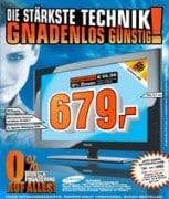 """Saturn: Samsung LE-37 A55OP 37"""" LCD-TV für 679 EUR - Meinungen"""