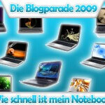 Auswertung der Blogparade: Notebooks bzw. Netbooks 2009