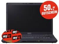 MyBy Sparwochen: Sony VAIO VGN-BZ11MN Notebook mit 50 EUR Gutschein