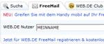 Tipp: Automatisch einloggen bei Web.de, GMX usw.