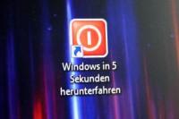 Shutdown Befehl: Windows automatisch herunterfahren, neustarten oder abmelden