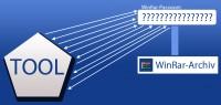 Winrar Passwort umgehen – Vergessenes Passwort entfernen bzw. knacken