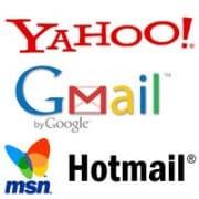 E-Mail-Konten ausgespäht: Google, Hotmail und Yahoo Phishing-Opfer