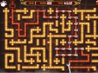 Bleigiesser Puzzle Flash-Game