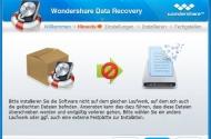 Testbericht: Gelöschte Daten retten mit Wondershare Data Recovery