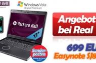 Real Easynote SJ82 Notebook Angebot und Testbericht