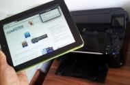 Vom iPad ohne AirPrint-Drucker per WLAN oder USB drucken – so geht's!